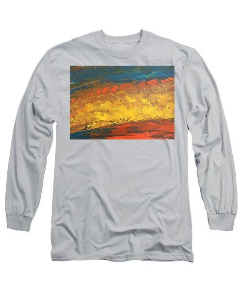 Lava Flow Long Sleeve T-Shirt