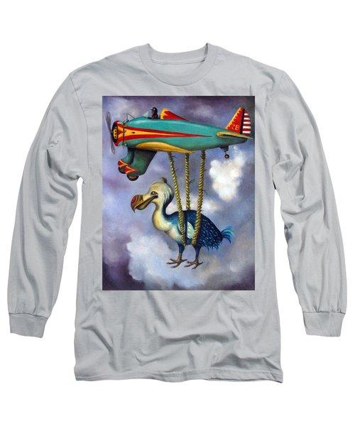 Lazy Bird Long Sleeve T-Shirt