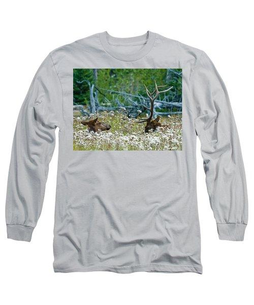 Lazy Days Long Sleeve T-Shirt