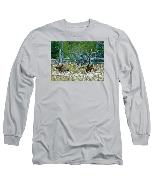 Lazy Days Long Sleeve T-Shirt