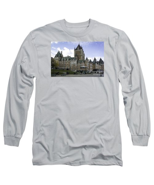 Le Chateau Long Sleeve T-Shirt