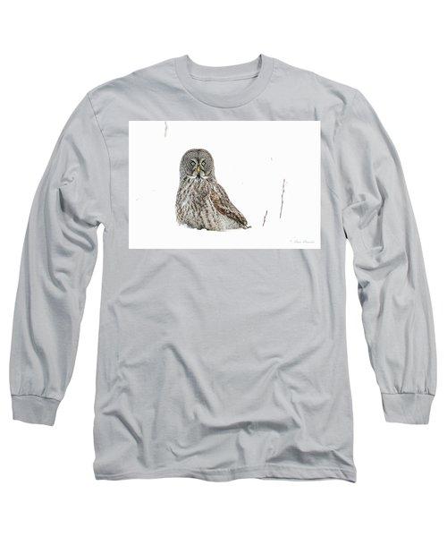 Le Curieux Long Sleeve T-Shirt