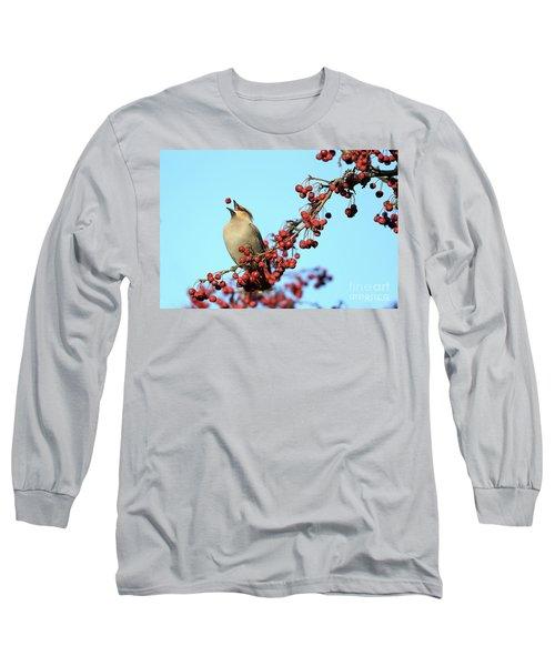 Le Jongleur. Long Sleeve T-Shirt