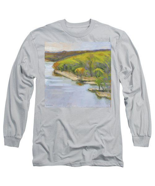 Leaf Out Long Sleeve T-Shirt