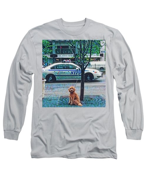 Leaving Nyc Long Sleeve T-Shirt