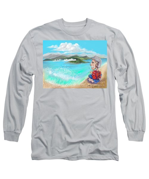 Leaving The Dream Long Sleeve T-Shirt
