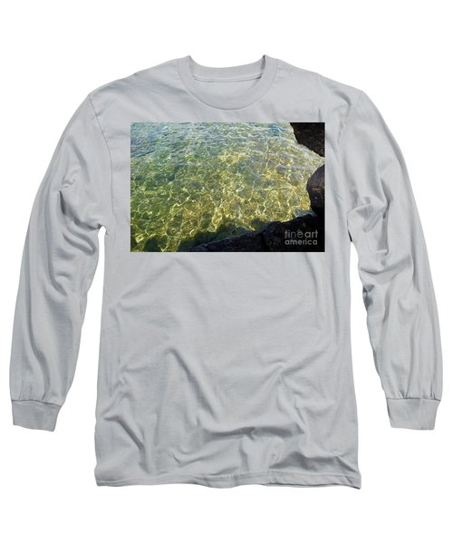 Ledge View Ripples Long Sleeve T-Shirt