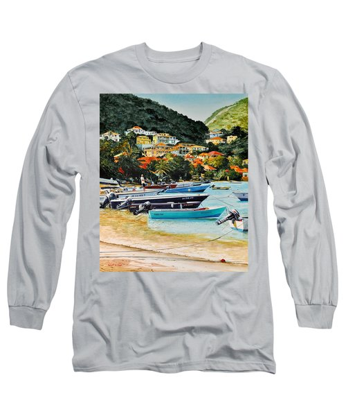 Les Saintes, French West Indies Long Sleeve T-Shirt