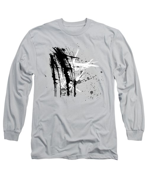 Let It Go Long Sleeve T-Shirt by Melissa Smith