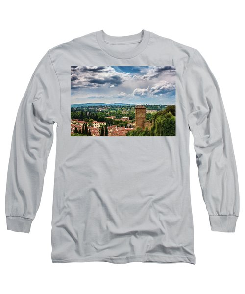 Let Me Travel To Another Era Long Sleeve T-Shirt
