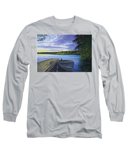 Let's Go Fishing Long Sleeve T-Shirt