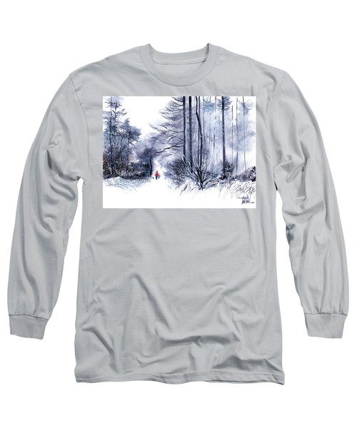 Let's Go For A Walk 2 Long Sleeve T-Shirt