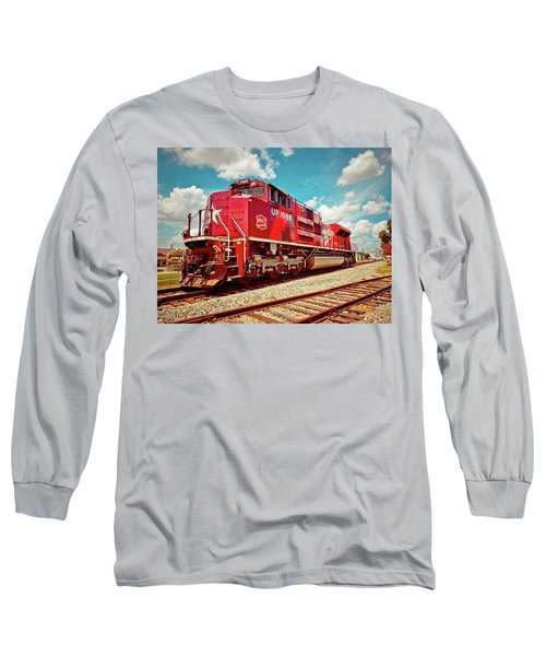 Let's Ride The Katy Long Sleeve T-Shirt by Linda Unger