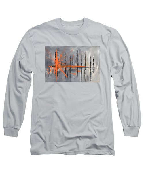 Levels Long Sleeve T-Shirt by Bruce Stanfield