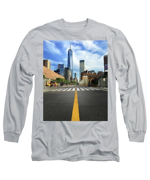 Life Is A Highway Long Sleeve T-Shirt