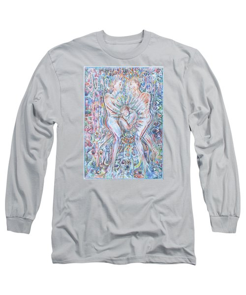 Life Series 2 Long Sleeve T-Shirt by Giovanni Caputo