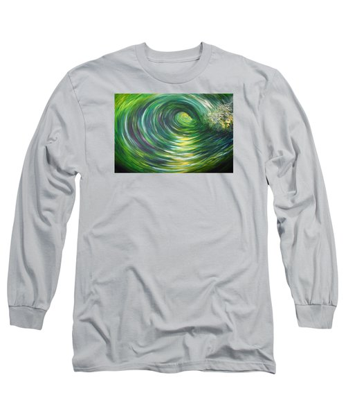 Light At The End Of The Tunnel Long Sleeve T-Shirt