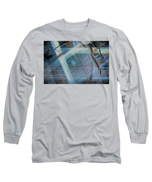 Light Wave Rust Long Sleeve T-Shirt