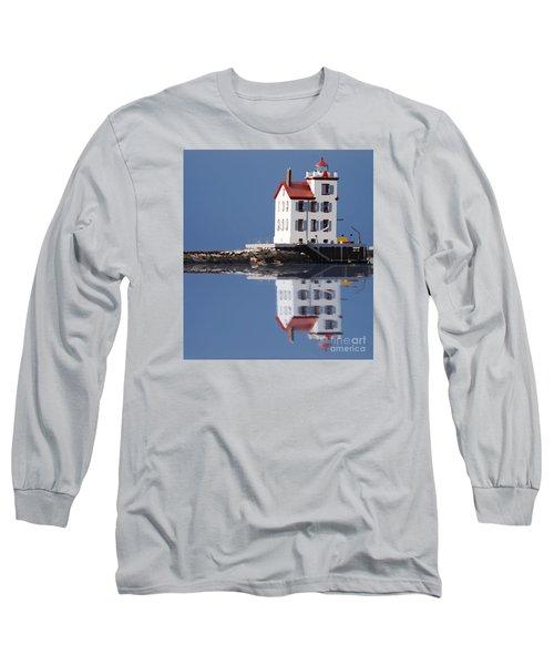 Lighthouse Oils Reflection Long Sleeve T-Shirt