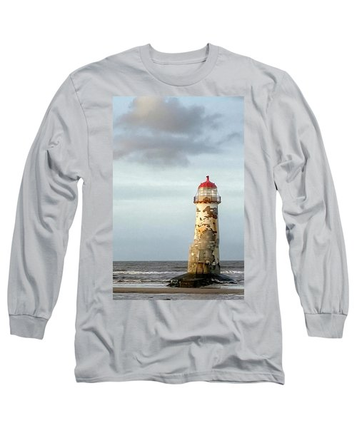 Lighthouse Revisited Long Sleeve T-Shirt