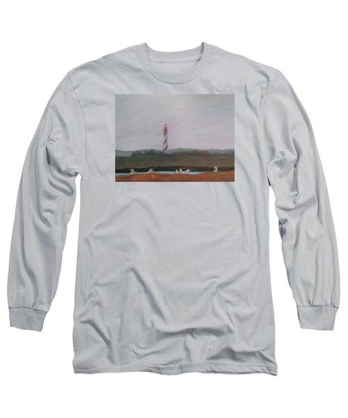 Lighthouse View Long Sleeve T-Shirt