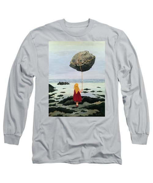 Lightness Of Being Long Sleeve T-Shirt