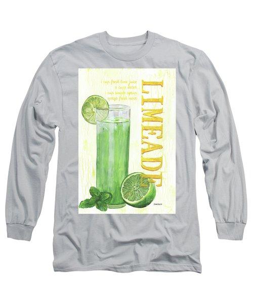 Limeade Long Sleeve T-Shirt