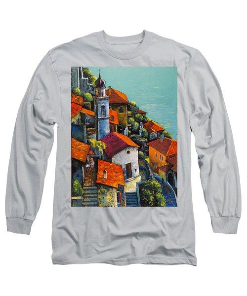 Limone Del Garda Long Sleeve T-Shirt