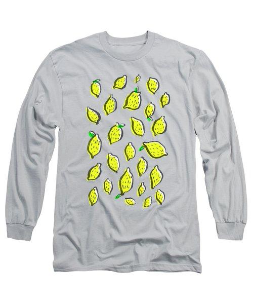 Limones De Primavera Long Sleeve T-Shirt