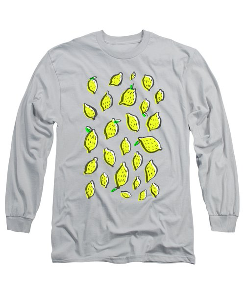 Limones De Primavera Long Sleeve T-Shirt