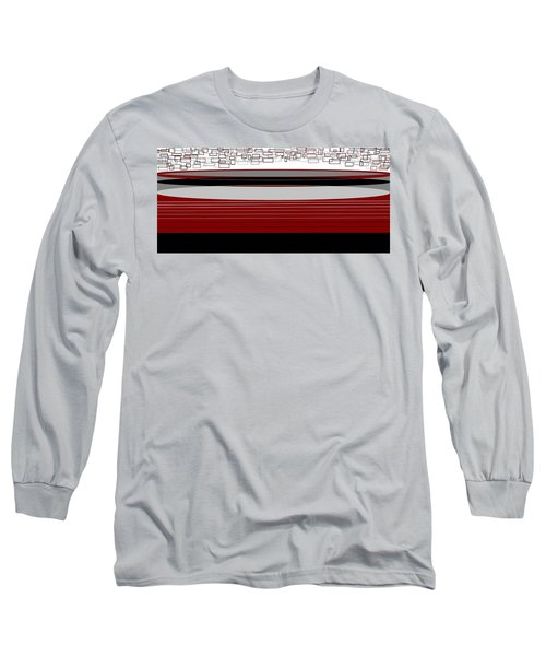 Lines 3 Long Sleeve T-Shirt