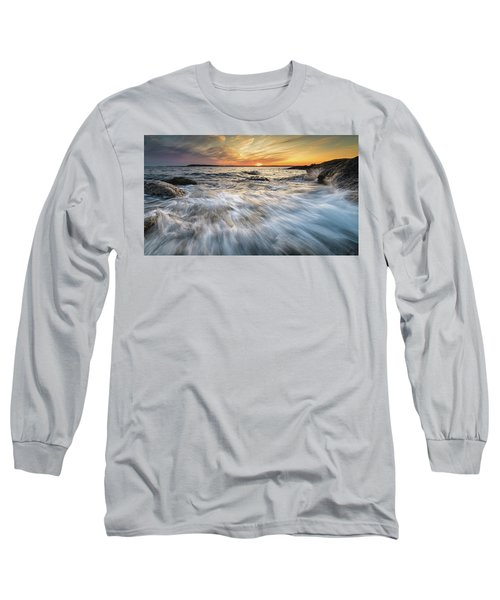 Linked In Long Sleeve T-Shirt