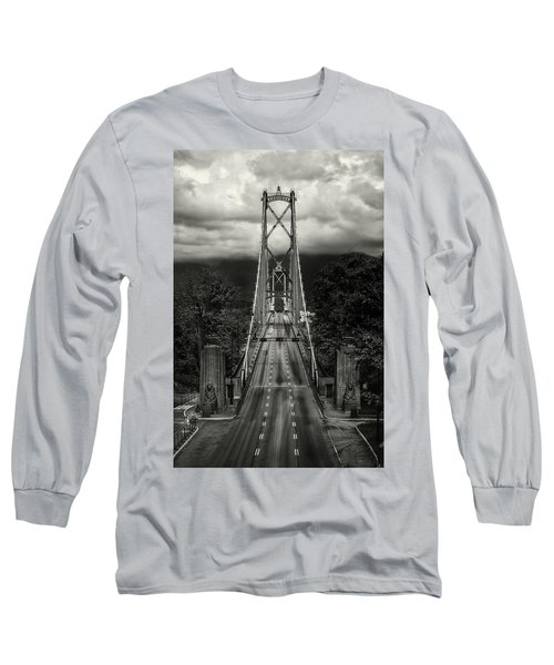 Lion's Gate Rush Hour Long Sleeve T-Shirt