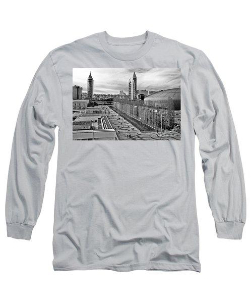 Lisboa - Portugal - Parque Das Nacoes Long Sleeve T-Shirt