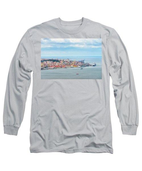 Lisbon 10 Long Sleeve T-Shirt