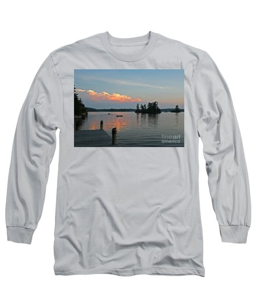 Little Bald Lake Long Sleeve T-Shirt