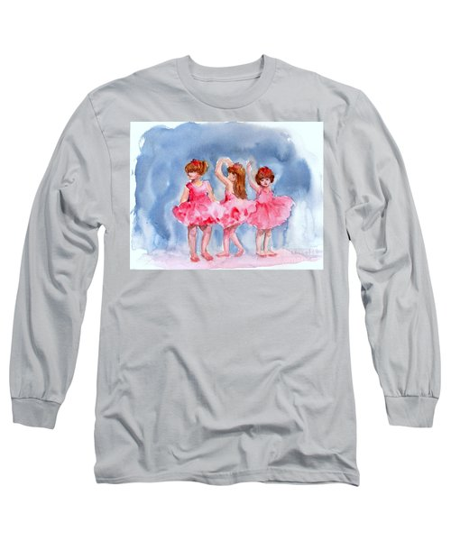 Little Ballerinas Long Sleeve T-Shirt