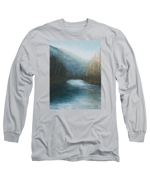 Little Buffalo River Long Sleeve T-Shirt
