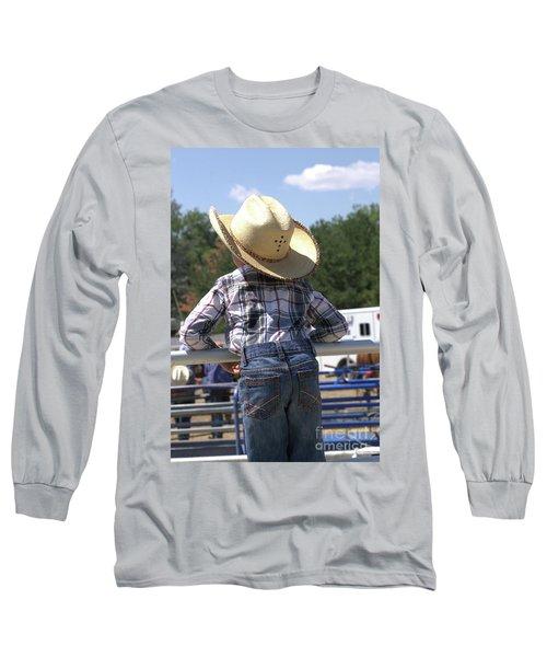 Little Cowboy Long Sleeve T-Shirt