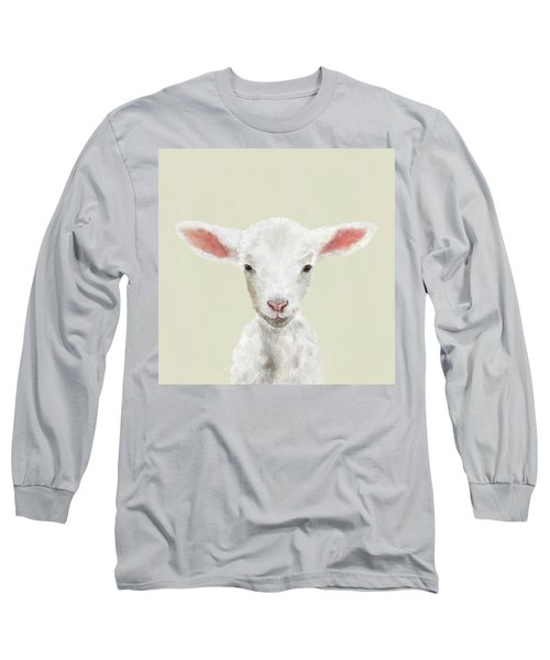 Little Lamb Long Sleeve T-Shirt