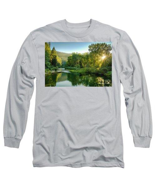 Little North Fork Sun Long Sleeve T-Shirt
