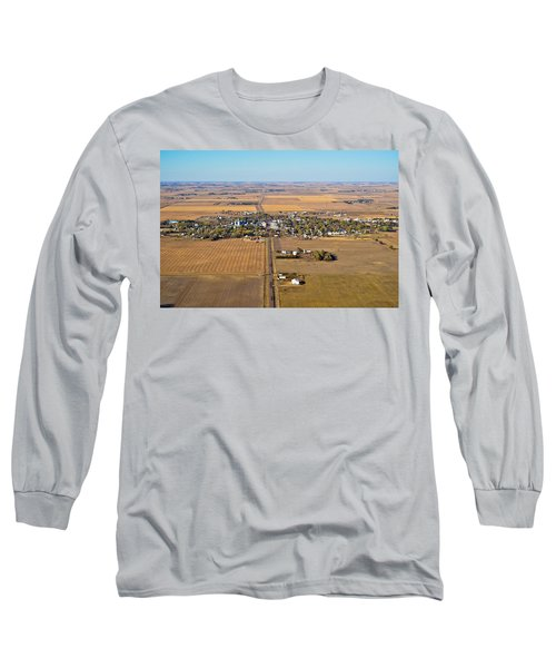 Little Town On The Prairie Long Sleeve T-Shirt