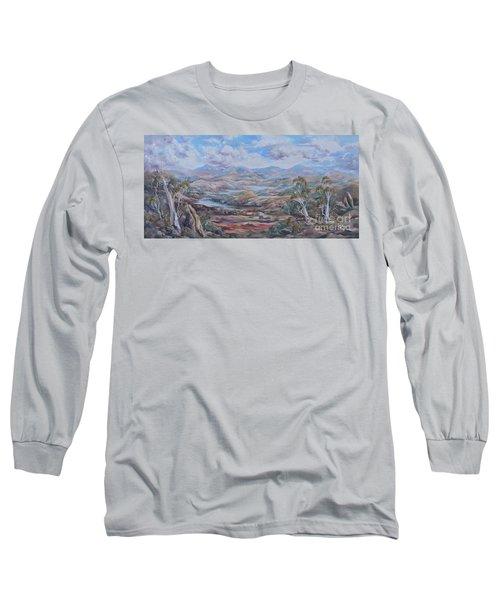 Living Desert Broken Hill Long Sleeve T-Shirt