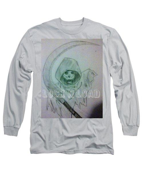 Lnl Reaper Specter Long Sleeve T-Shirt