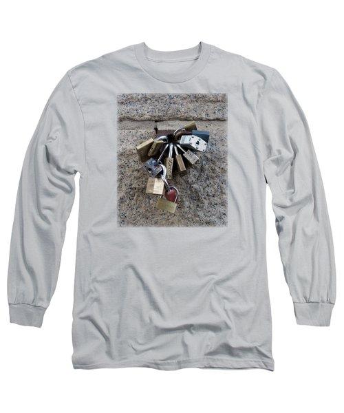 Locked Long Sleeve T-Shirt