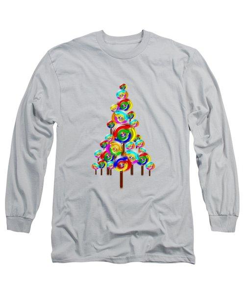 Lollipop Tree Long Sleeve T-Shirt