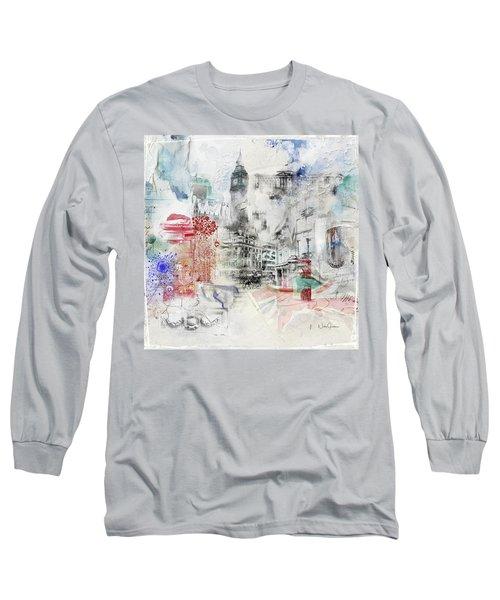 London Study Long Sleeve T-Shirt