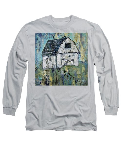 Lone Barn Long Sleeve T-Shirt by Kirsten Reed