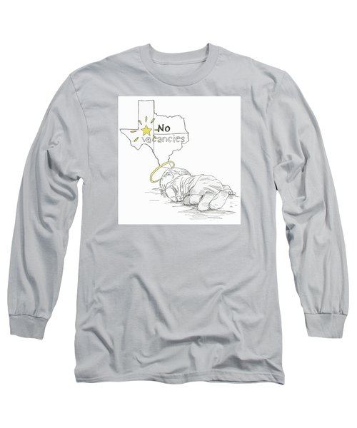 Lone Star State Of Fear Long Sleeve T-Shirt