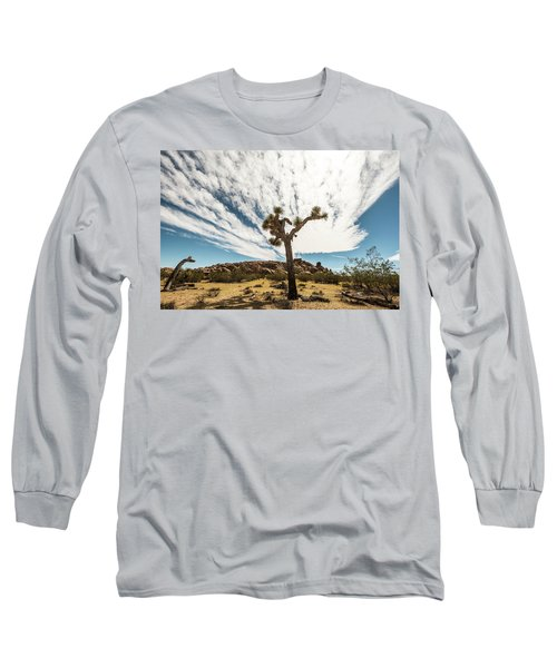 Lonely Joshua Tree Long Sleeve T-Shirt